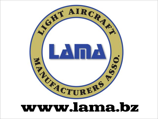Light Aircraft Manufacturers Association Lama Popscreen