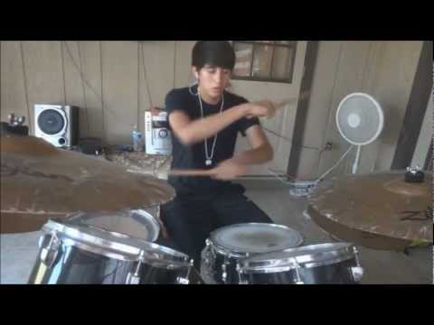 Frankie Roth - Maroon 5 Payphone (Drum Cover) | PopScreen