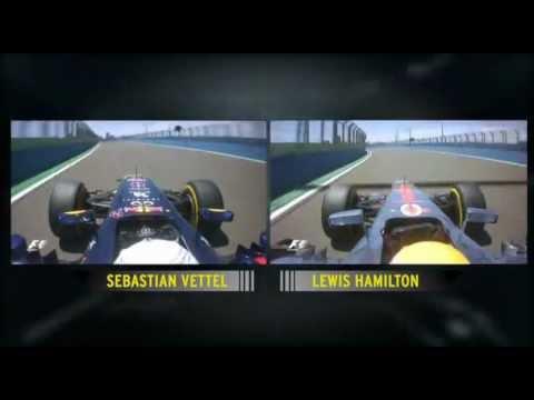 Vettel vs Hamilton,Formula 1,Pole position,Valencia 2012(European Grand Prix) | PopScreen