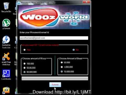 Woozworld VIP Hack