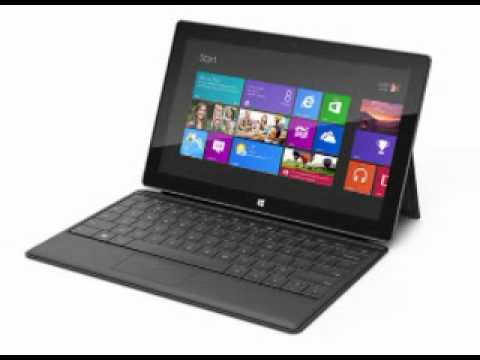 Microsoft unveils Surface Windows 8.mp4 | PopScreen