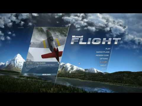 Microsoft Flight Thoughts/Mini-Review (Live Gameplay Comentary) | PopScreen