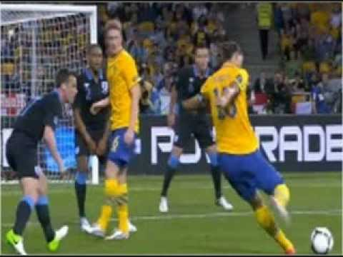 EURO 2012 - England vs Sweden HD HIGHLIGHTS | PopScreen