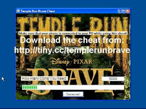 Temple Run Brave CHEAT/HACK For Coins iOS/Android | PopScreen