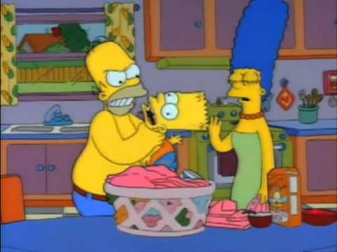 The Simpsons / Homer Compilation * Doh / Why you little / Funny | PopScreen