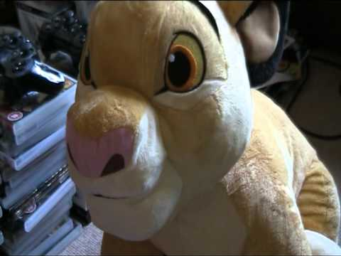 Trade things from Vesper,my Eeyore plush and big Simba plush. | PopScreen