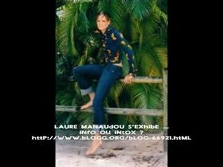 Laure Manaudou Nue sextape a poil photos | PopScreen