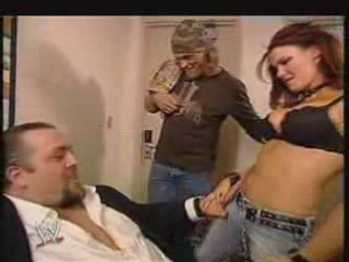 Lita Tries to Persuade the Big Show | PopScreen