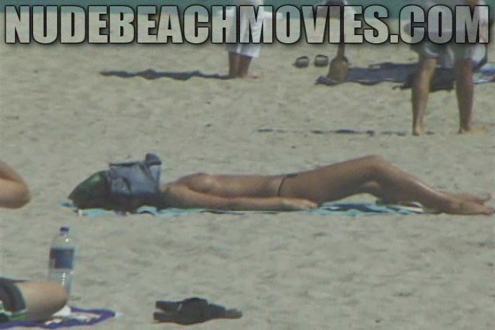 Nude Beach Movies Hot Babes Suntanning with no clothes on. | PopScreen