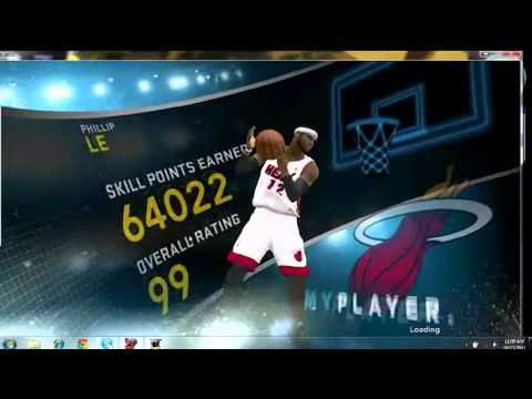 Nba 2k12 cheats hacks money and skill points ps3 xbox 360 pc wii