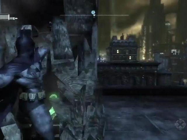 arkham city riddler trophy guide