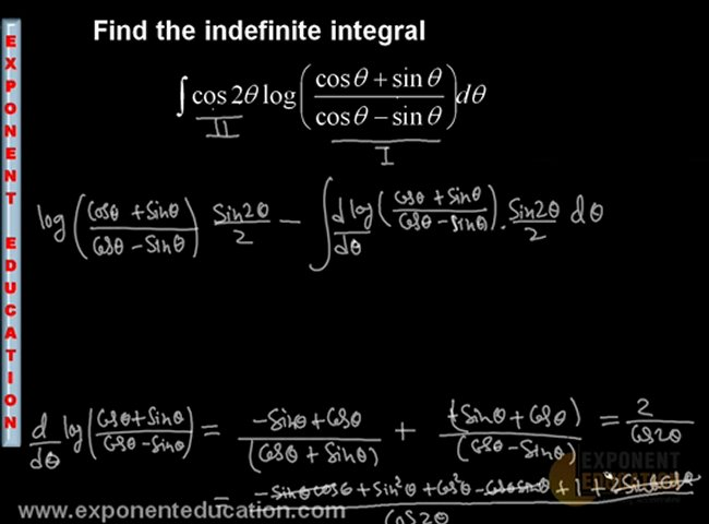 Indefinite Integration IIT JEE Maths solutions, AIEEE maths | PopScreen