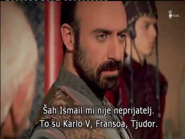 Sulejman Velicanstveni SA Prevodom