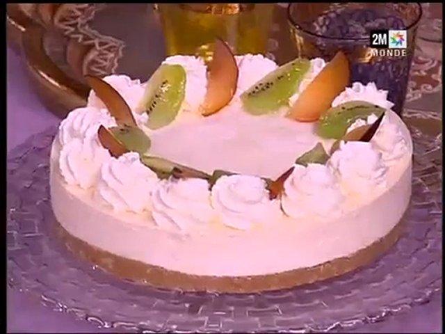 Choumicha حلوى بالجبن والفواكه | PopScreen
