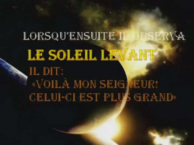Allah n'est pas dieu lune , Allah est dieu createur | PopScreen