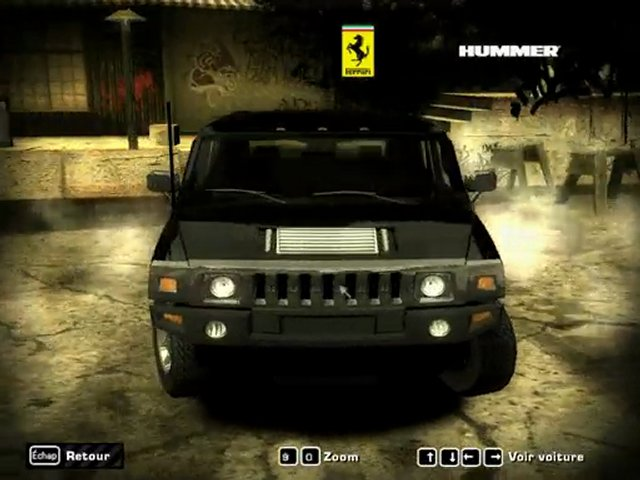 Need For Speed Most Wanted : HUMMER. | PopScreen