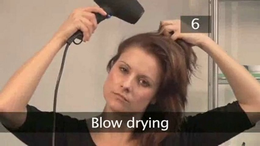 How To Blow Dry Your Hair To Create Volume