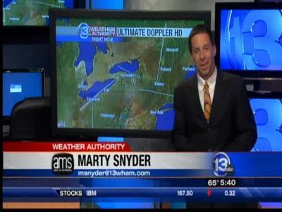 13WHAM Weather Authority Forecast | PopScreen