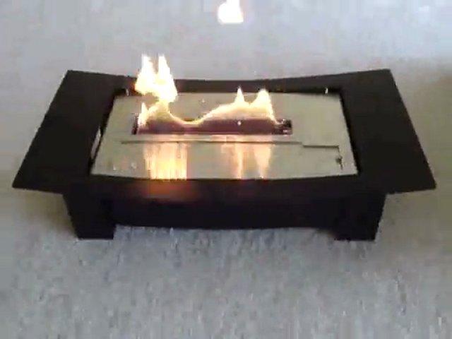 Quemador bioetanol de chimenea a fire quemador etanol - Estufas de etanol ...