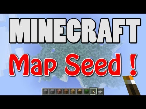 Minecraft Map Seed - Villages, Ravines, Temples, Jungle Ruins! | PopScreen