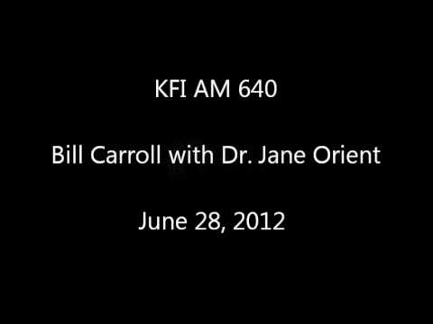 KFI - Bill Carroll with Doctor (June 28, 2012) - Obamacare | PopScreen
