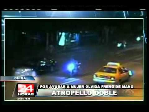Violentos accidentes de tránsito en Turquía, China y Brasil | PopScreen
