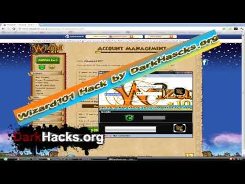 wizard101 password hacker