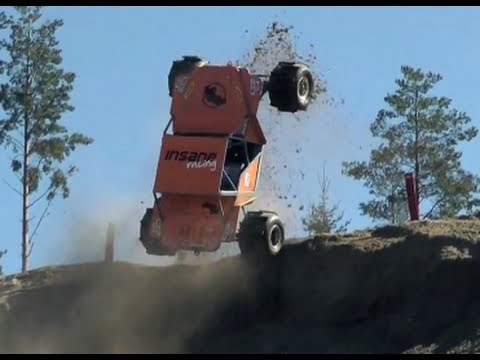 INSANE jumps - Formula Offroad! | PopScreen