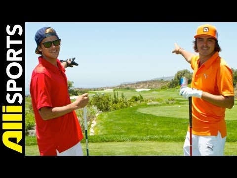 Day With Ryan Sheckler's 5th Annual Celebrity Golf Tournament 2012 Alli Sports