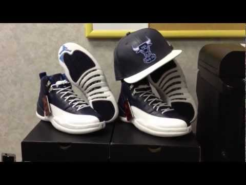 New Pick-up / For Sale- Jordan Obsidian 12's and Matching New Era Fitted Hat | PopScreen