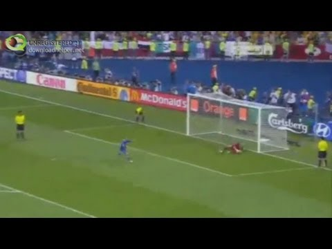 Italia - Inghilterra 4-2 dts | Euro 2012 Full Penalties Goal | PopScreen