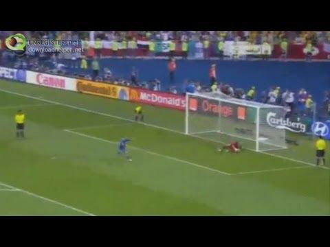 Italia - Inghilterra 4-2 dts | Euro 2012 Full Penalties Goal | PopScreen