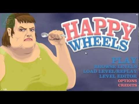 image gallery happy wheels total jerkface