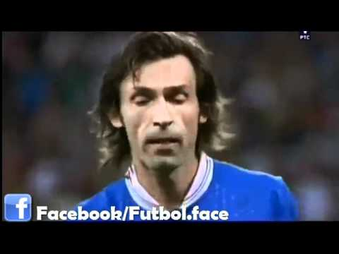 England - İtaly Pirlo Amazing penalty | PopScreen