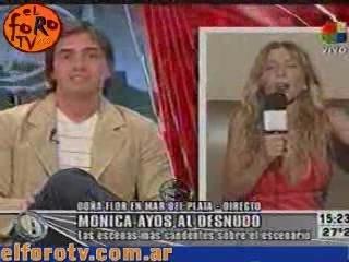 ELFOROTV.COM - Monica Ayos desnuda | PopScreen