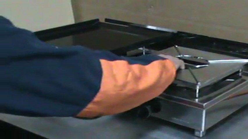 Plancha cocina a gas jinama mod 66 popscreen - Plancha para cocina a gas ...
