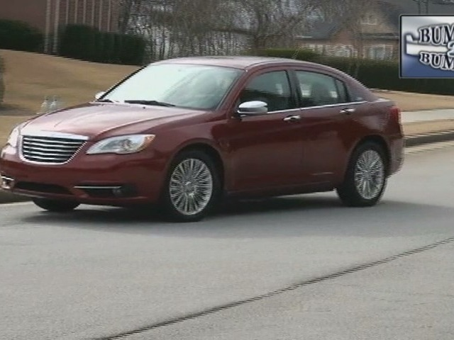2012 chrysler 200 sedan review popscreen. Cars Review. Best American Auto & Cars Review