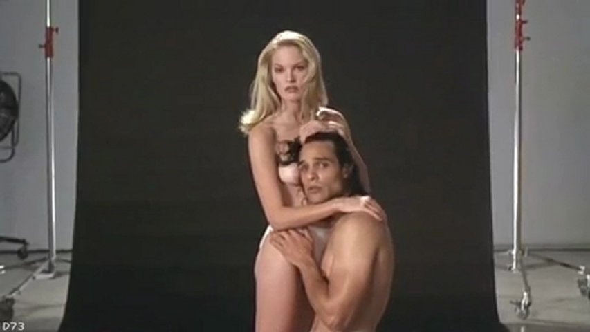 BRIDGETTE WILSON  THE REAL BLONDE (Topless) | PopScreen