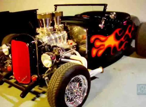 Count's Kustoms Las Vegas Car Shop | PopScreen