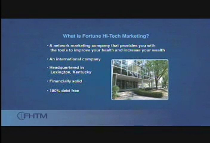 Fortune hi tech marketing todd rowland home based business