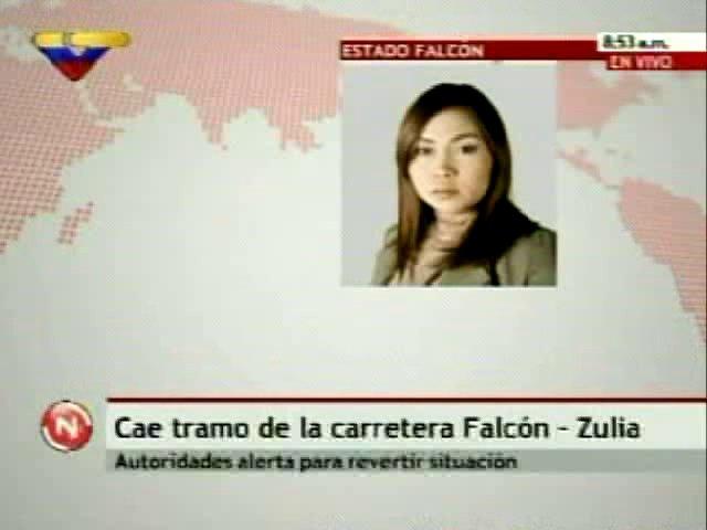 Carretera Falcón-Zulia | PopScreen