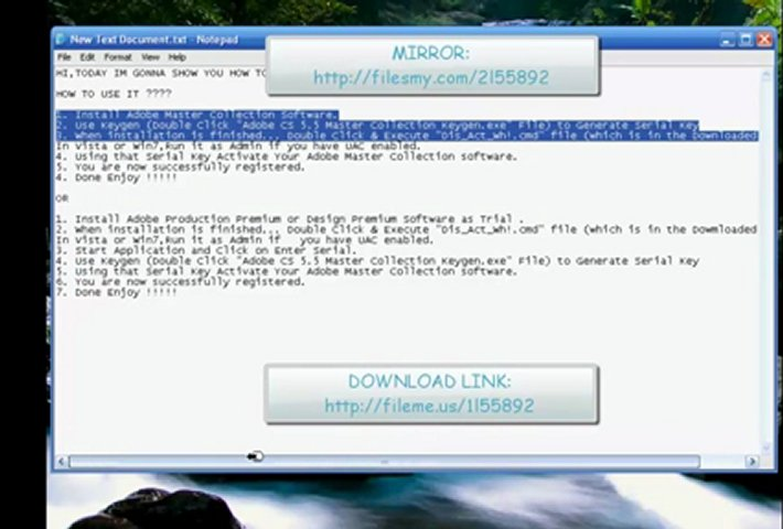 Adobe master collection cs6 x force keygen download
