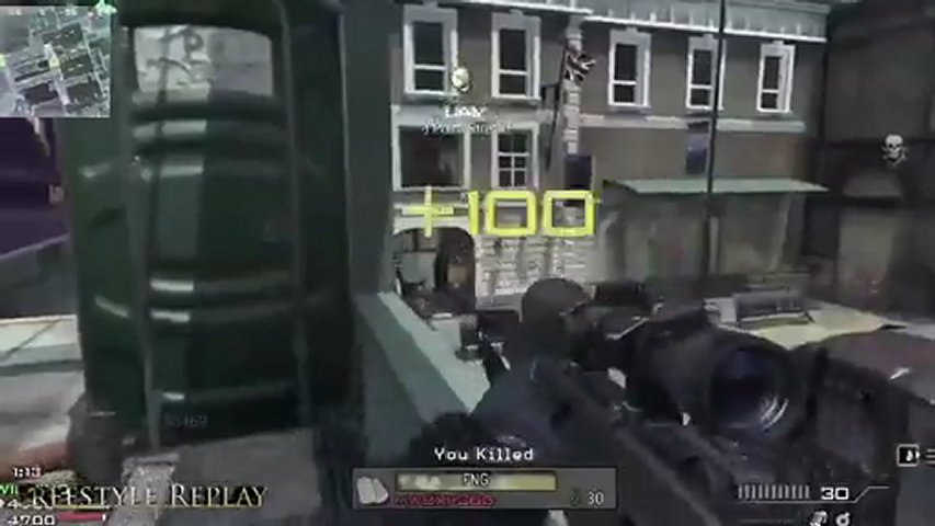 Warfare Snipers Modern Warfare 3 Sniper