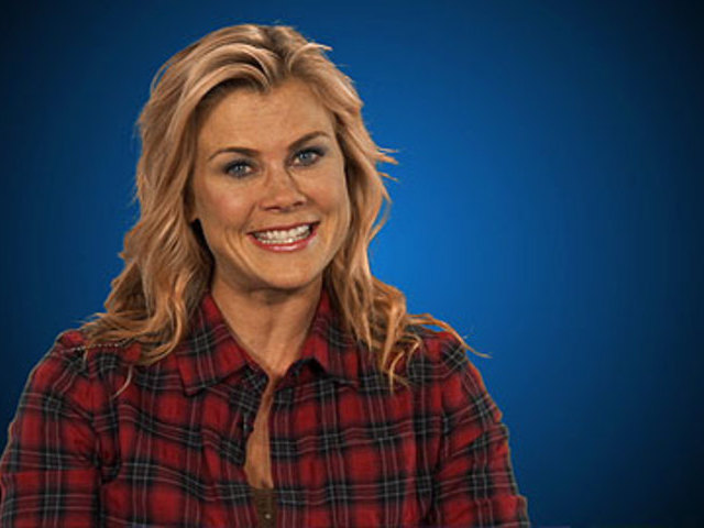 Alison Sweeney On Pregnancy Claire Pictures Sarah Kelly Ripa