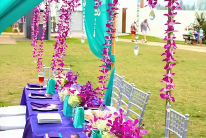 Beach Wedding Decoration Ideas Photograph | eHFzbnlhMTI=