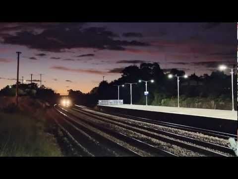 Slow Moving Coal Train in New South Wales - Australian Railways, Railroads and #1 Trains | PopScreen