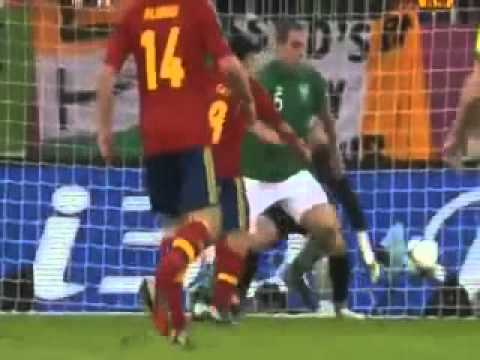 Watch UEFA Euro 2012 Gourp C: Spain vs Ireland Full Video Game Record 1080I.H264-BBC Sports | PopScreen