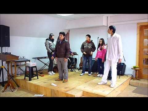 Fabricando un padre (obra ) iglesia Maipu vida nueva en Cristo Jesus | PopScreen