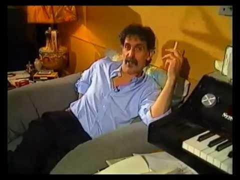 Frank Zappa - Peefeeyatko Documentary | PopScreen
