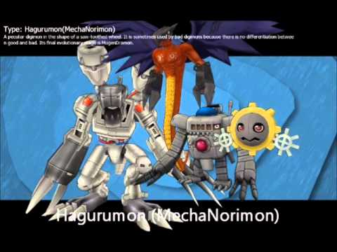 Digimon Masters Online: Some of My Digimon